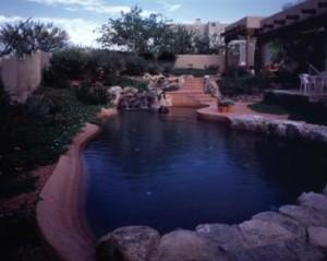 Tucson custom spa