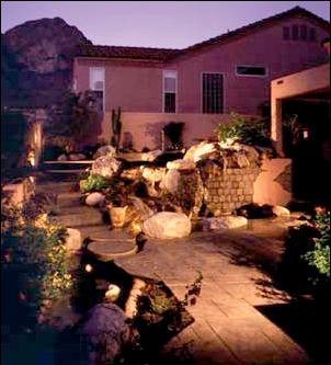 Custom Pools, Spas & Landscaping Tucson | Natural Pools ... on Backyard Renovation Companies id=75806